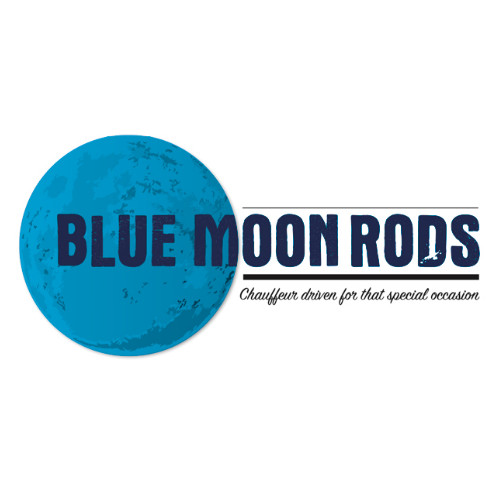 Blue Moon Rods Logo