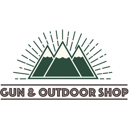 Gun and Outdoor Shop Logo