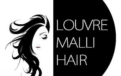 Louvre Malli Hair website build