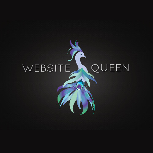 The Website Queen Logo