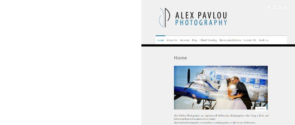 Alex Pavlou Photography