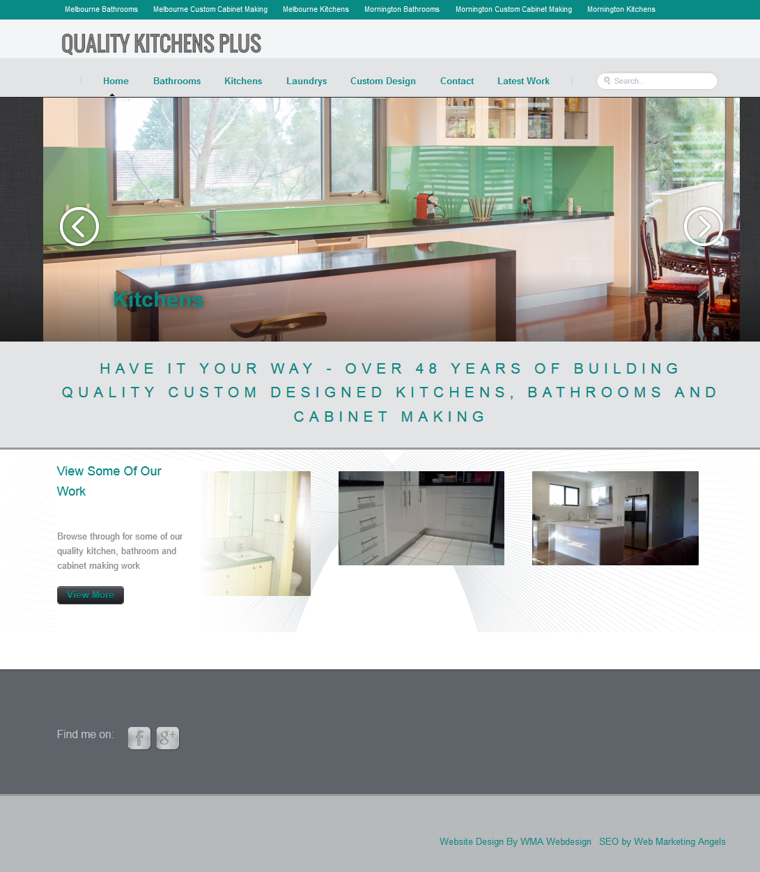 Quality Kitchens Plus - Quality Kitchens Plus are specialists in ...