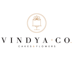 Wedding Cake Website Design for Vindya and Co.