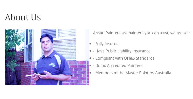 Ansari Painters