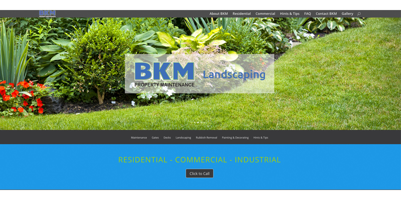 BKM Property Maintenece