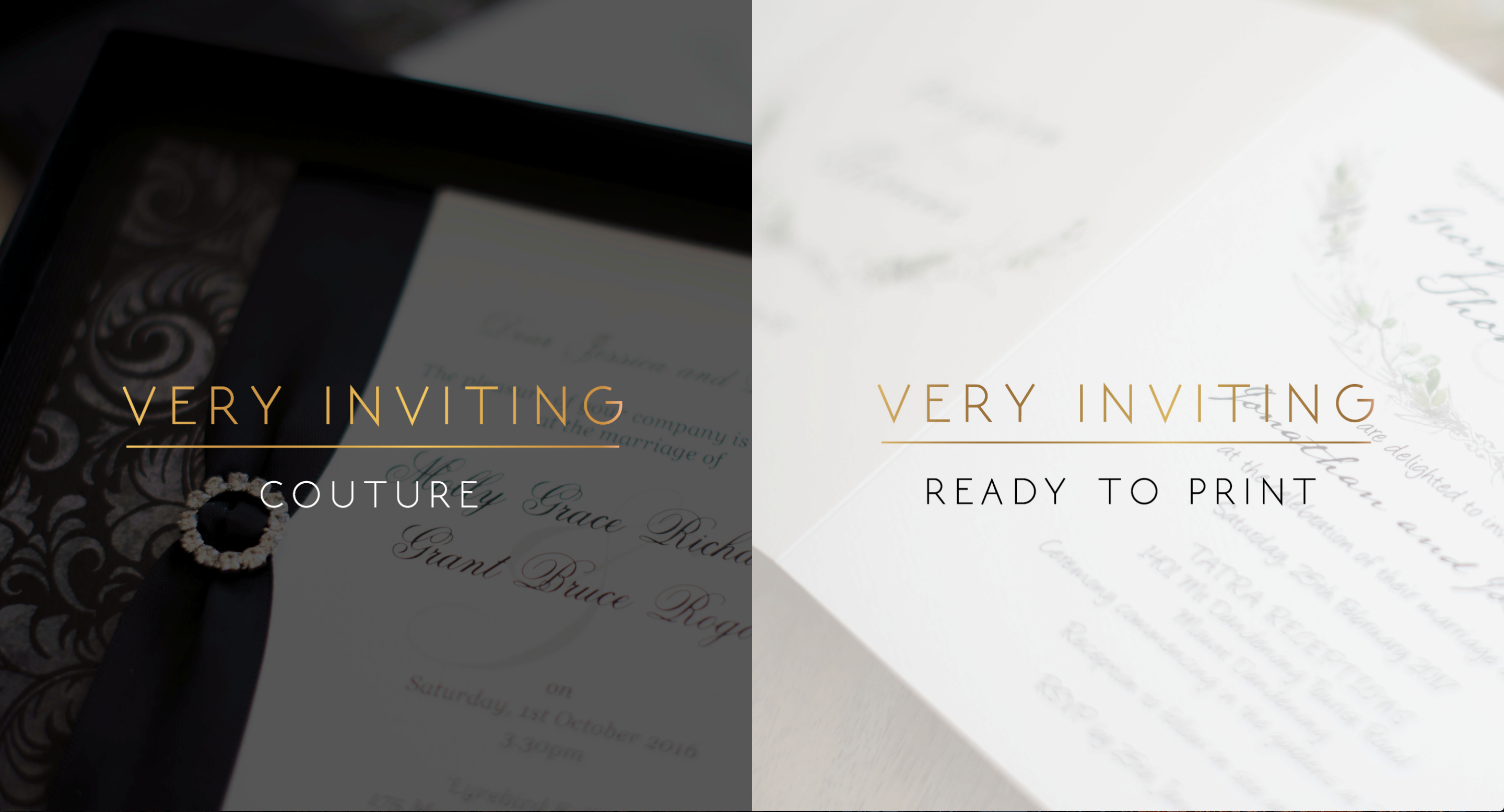 Very Inviting – For Your Dream Invitations