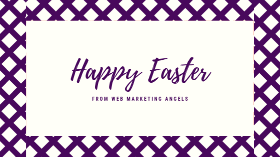 Happy Easter from the Web Marketing Angels Team