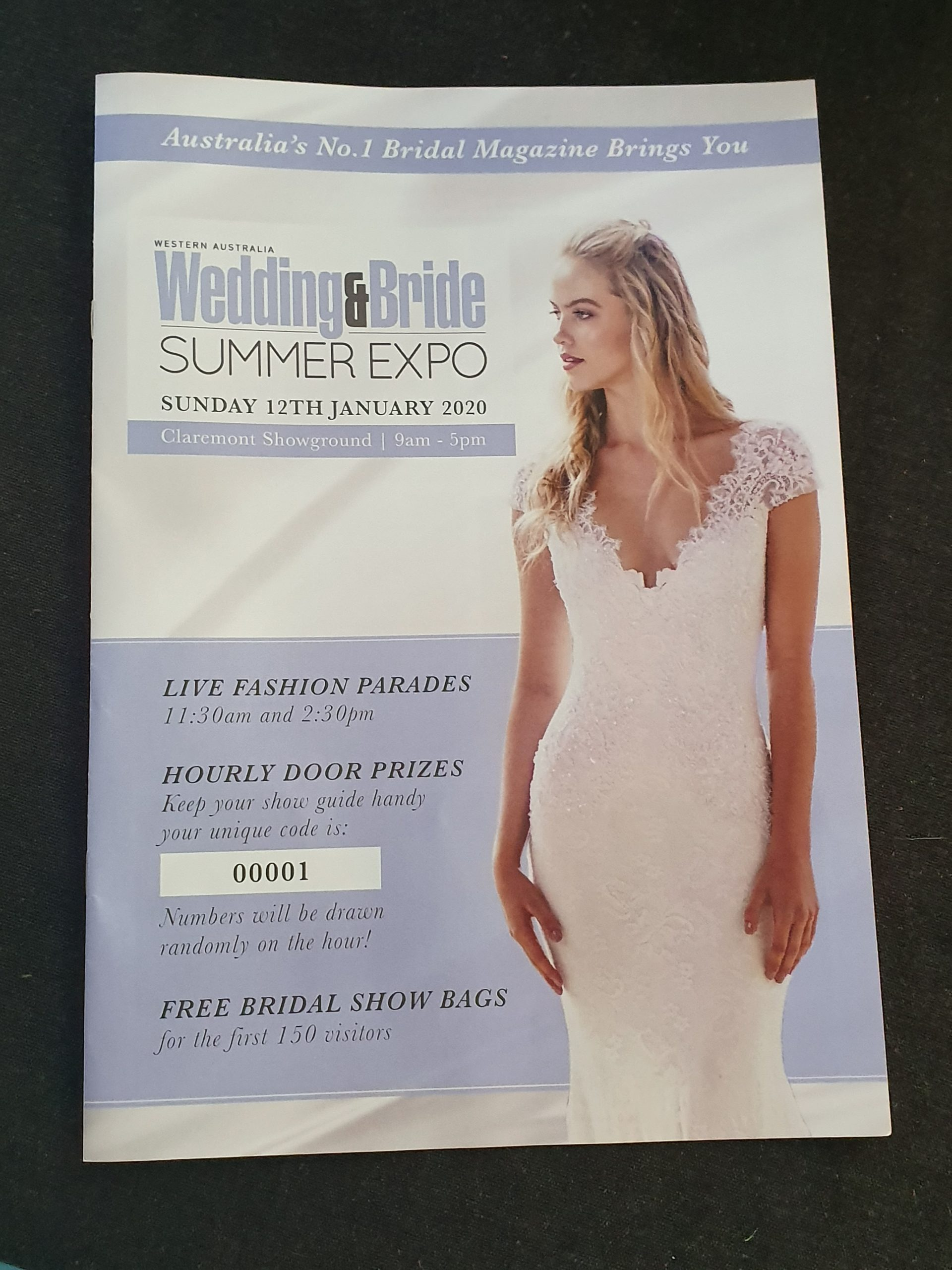 Perth Bridal Expo Marketing Attracts an Epic Crowd