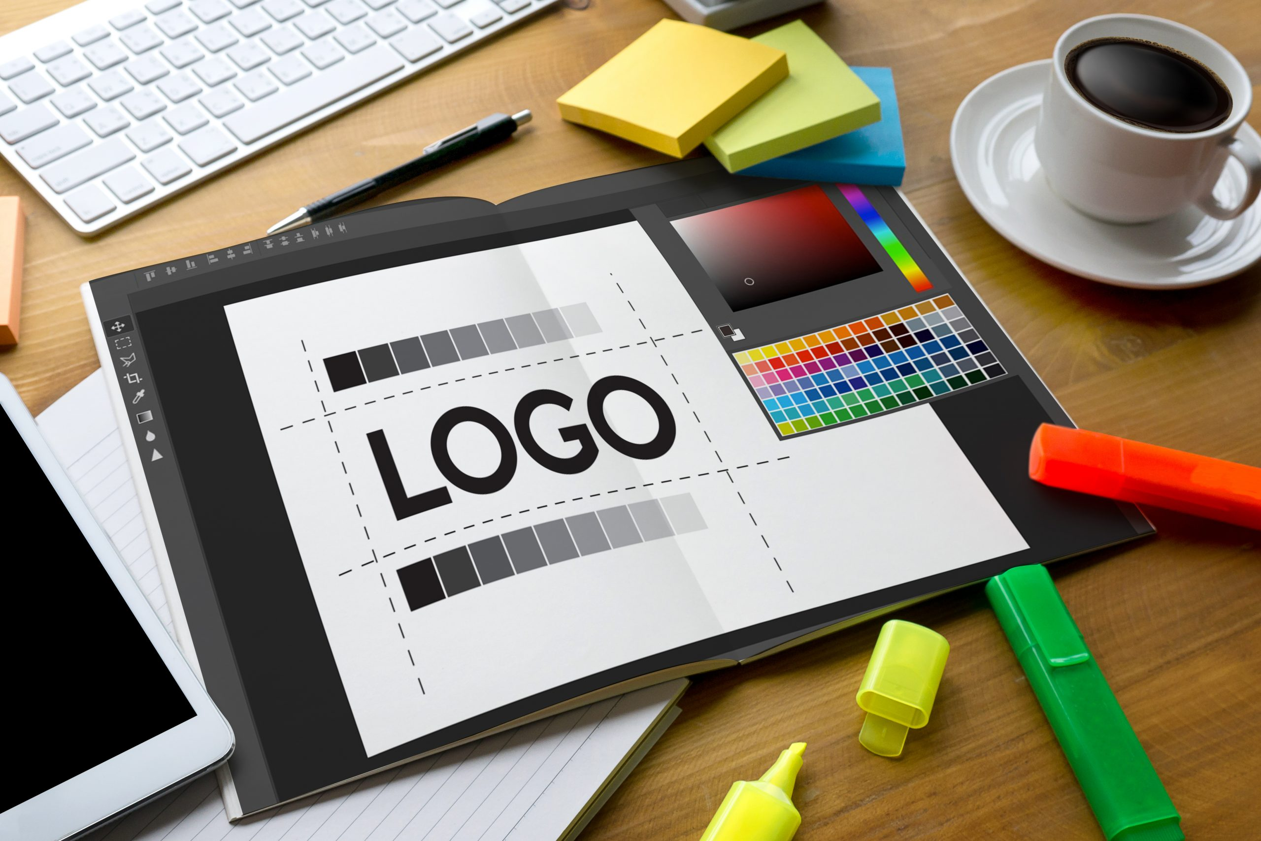 Creating A Logo with Web Marketing Angels