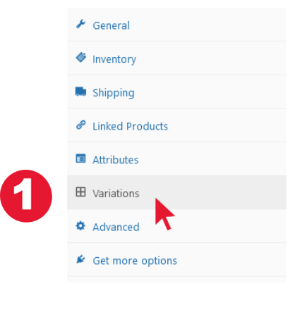 How to Add Variations