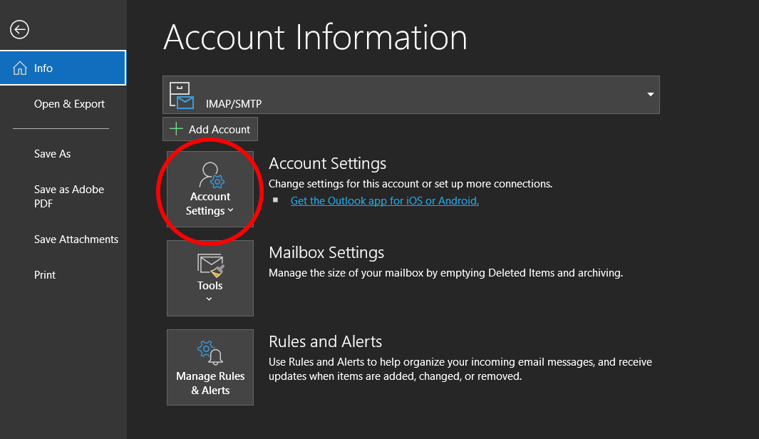 How To Add Email Address on PC